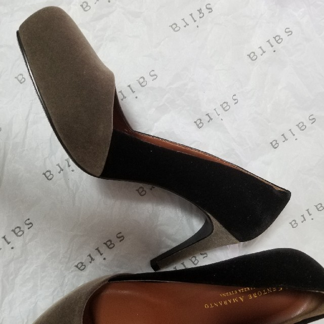 nano・universe(ナノユニバース)のSENTORE AMARANTO パンプス レディースの靴/シューズ(ハイヒール/パンプス)の商品写真