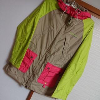 コロンビア(Columbia)の美品♡コロンビア Columbia ジャケット レインコート マウンテンパーカー(ナイロンジャケット)