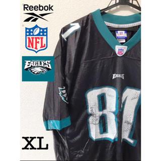 Reebok - NFL イーグル ゲームシャツ