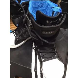 アディダス(adidas)の【adidas】スノーボードブーツ 【UNION FORCE】 ビンディング(ブーツ)