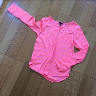 ギャップ(GAP)のgapネオンカラーカットソー150 (Tシャツ/カットソー)