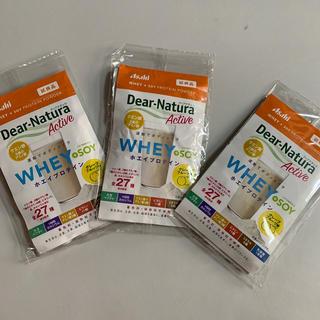 アサヒ(アサヒ)のアサヒ ディアナチュラ プロテイン 試供品3袋(プロテイン)