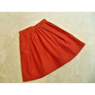 ルカ(LUCA)の[最終値下げ]新品LUCA☆ふんわりスカート(ひざ丈スカート)