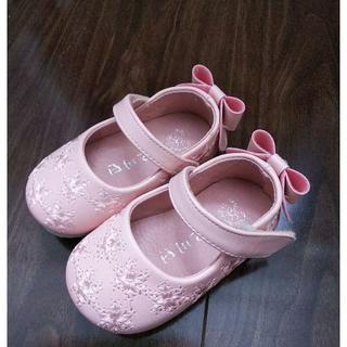 【未使用】ベビー フォーマル 靴 サイズ12.5