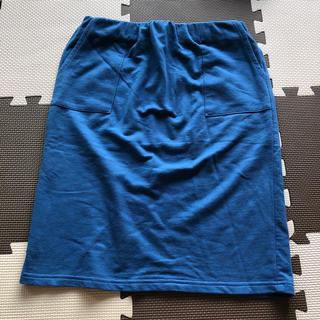 イッカ(ikka)の膝丈スカート(ひざ丈スカート)