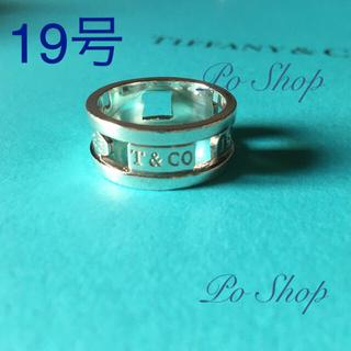 Tiffany & Co. - TIFFANY&CO. 1837 リング 男女兼用