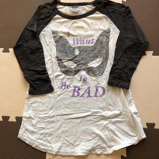ジャンクフード(JUNK FOOD)の七分袖 Tシャツ Avan lily(Tシャツ(長袖/七分))