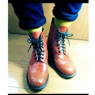 トリッカーズ(Trickers)のゲリラセール中!Tricker'sトリッカーズ☆24.5cm☆カントリーブーツ(ブーツ)