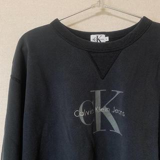 カルバンクライン(Calvin Klein)の【used】Calvin Klein Jeansスウェット(スウェット)