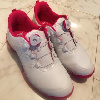 アディダス(adidas)のアディダス ゴルフシューズ(その他)