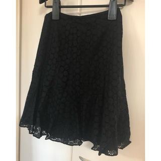 カルバンクライン(Calvin Klein)のカルバンクライン  マーメイド型スカート(ひざ丈スカート)