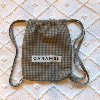 キャラメルベビー&チャイルド(Caramel baby&child )のcaramel baby&child 限定リュックサック 新品(リュックサック)