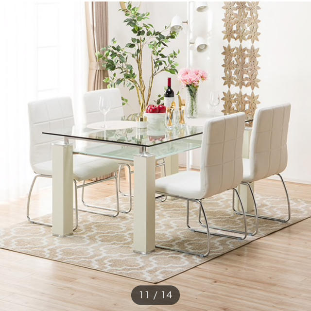 ニトリ 食卓 椅子