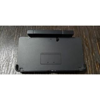 ニンテンドー3DS(ニンテンドー3DS)の3DS 正規品 純正 レア❗卓上充電器 (充電用のケーブルは付属しません)(バッテリー/充電器)