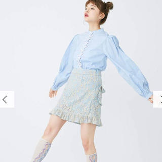 メリージェニー(merry jenny)のmerry jenny レーススカート♡(ミニスカート)
