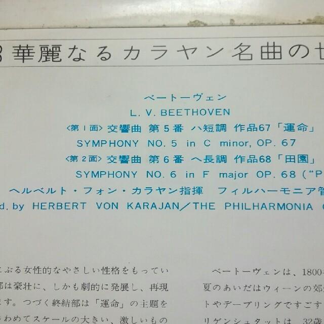 ベートーベン 交響曲 6番