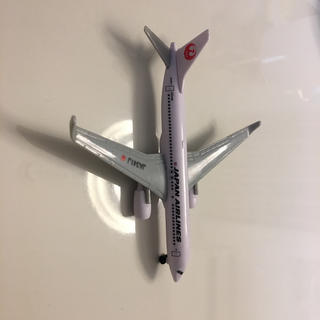 ジャル(ニホンコウクウ)(JAL(日本航空))の非売品 JAL AIRLINES プラモ JA341J(模型/プラモデル)