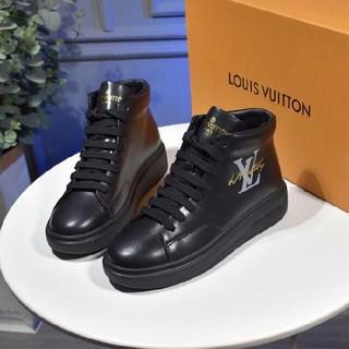 ルイヴィトン(LOUIS VUITTON)のLV スニーカー  22.5-27cm    (スニーカー)