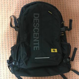 デサント(DESCENTE)のDESCENTE リュック(バッグパック/リュック)