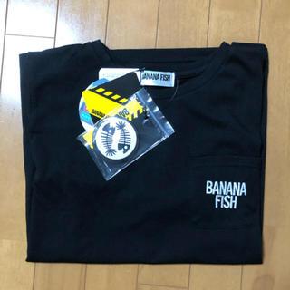 BANANAFISH バナナフィッシュTシャツ