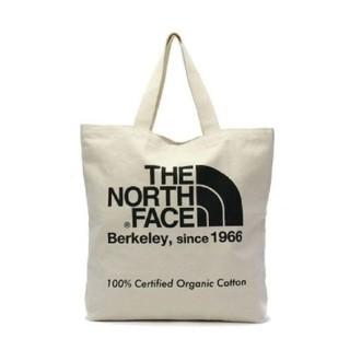 THE NORTH FACE - 【新品】ノースフェイス オーガニックコットン トートバッグ エコバッグ