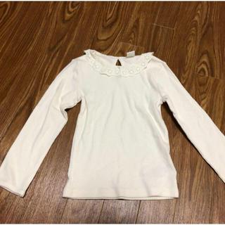 ベビーギャップ(babyGAP)のギャップのレース襟付きリブカットソー(Tシャツ/カットソー)