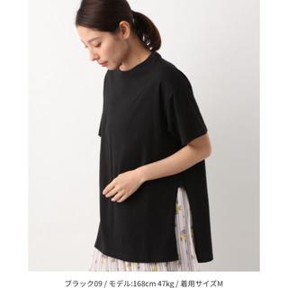 レプシィム(LEPSIM)のデザインスリットT(Tシャツ(半袖/袖なし))