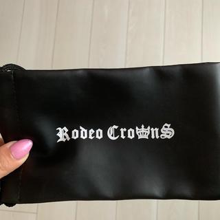 ロデオクラウンズ(RODEO CROWNS)のRODEOCROWN ロデオ(ポーチ)