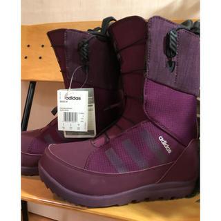 アディダス(adidas)のアディダス☆スノーボード☆レディースブーツ(ブーツ)