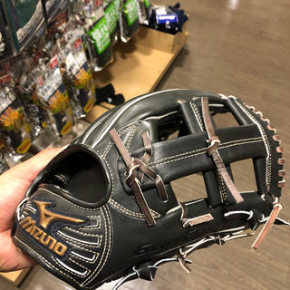ミズノ(MIZUNO)の硬式用グローブ(野球)