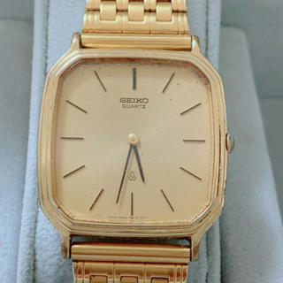 セイコー(SEIKO)のSEIKO クオーツ腕時計(金属ベルト)