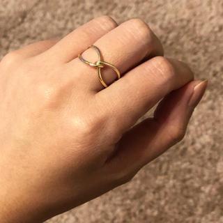 ココシュニック(COCOSHNIK)のK10 リング / ココシュニック(リング(指輪))
