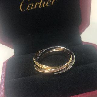 カルティエ(Cartier)のカルティエ☆大人気トリニティリング(リング(指輪))