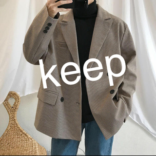 ジエダ(Jieda)のBEEP ダブルス テーラードジャケット(テーラードジャケット)