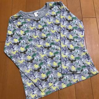 サマンサモスモス(SM2)のSamansa Mos2   ロンT  120size(Tシャツ/カットソー)
