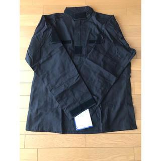 ロスコ(ROTHCO)のロスコ ミニタリージャケット ブラック 新品未使用(ミリタリージャケット)