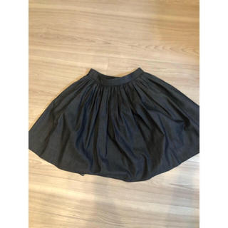 ミュウミュウ(miumiu)のクリーニング済 miumiu  スカート (ひざ丈スカート)