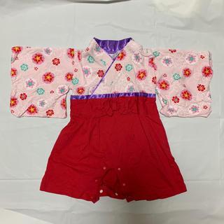 ベビー女の子 袴(和服/着物)