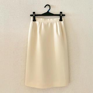 サンローラン(Saint Laurent)のイヴサンローラン♡膝丈スカート(ひざ丈スカート)