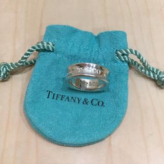 ティファニー(Tiffany & Co.)のティファニーリング1837(リング(指輪))