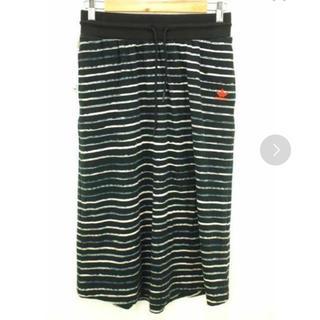 アディダス(adidas)の美品  adidas Originals フレアスカート(ロングスカート)