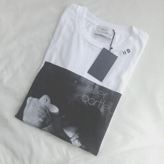 トゥモローランド(TOMORROWLAND)のhiller bartley Tシャツ ヒリヤーバトレー(Tシャツ(半袖/袖なし))