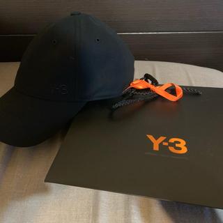 ワイスリー(Y-3)のy-3 Yohji Yamamoto キャップ(キャップ)