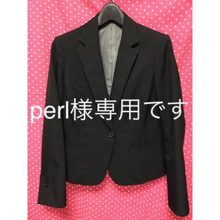 ニッセン(ニッセン)の事務服❤︎スーツ❤︎黒❤︎13号❤︎(スーツ)