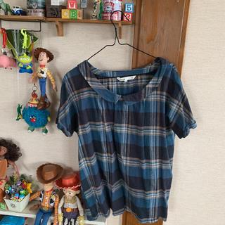 サマンサモスモス(SM2)のLoytaa✩.*˚秋色シャツ(シャツ/ブラウス(半袖/袖なし))