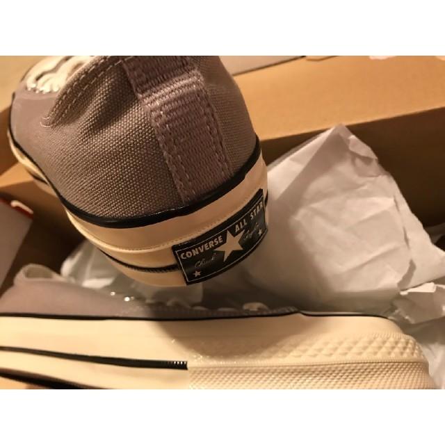 CONVERSE(コンバース)のconverse ct70 CHUCK TAYLOR チャックテイラー グレー メンズの靴/シューズ(スニーカー)の商品写真