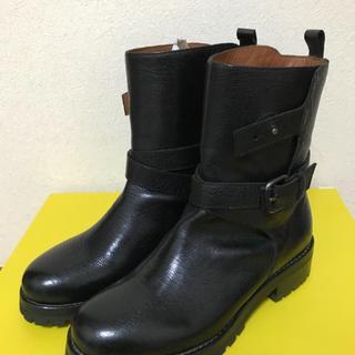 サルトル(SARTORE)の値下げ! 新品 Sartore サルトル エンジニアブーツ 黒 35(ブーツ)
