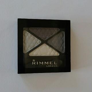 リンメル(RIMMEL)のリンメル アイシャドウ 004 スモーキーブルー(アイシャドウ)
