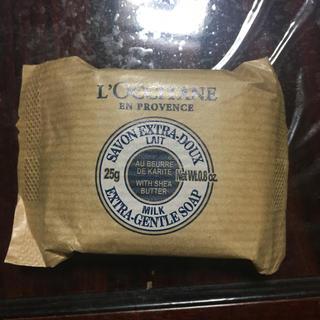 ロクシタン(L'OCCITANE)のロクシタン SHソープLTa(洗顔料)