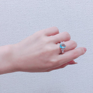 シルバー925 刻印有り レディース リング 15.5号(リング(指輪))